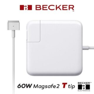 MacBook Charger MagSafe2 T Tip 60W
