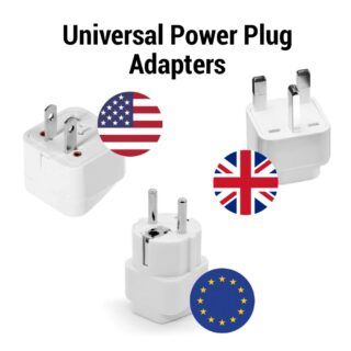 Universal Power Plug Adapter