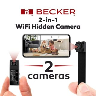 Spy WiFi Mini Hidden Camera 1080P HD