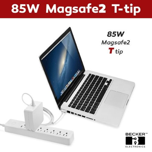 Becker MacBook Charger Mag2 T-tip 85W