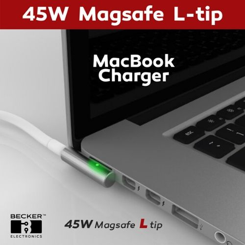 MacBook Air Charger Mag1 L-tip 45W