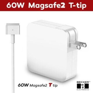 MacBook-Charger Mag2-T-tip-60W